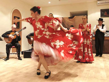Flamenco classes in Melbourne Spanish flamenco centre